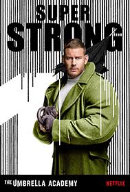 Постер Super Strong