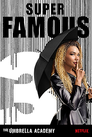 Постер Super Famous
