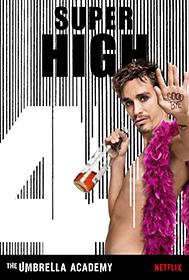 Постер Super High