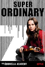 Постер Super Ordinary