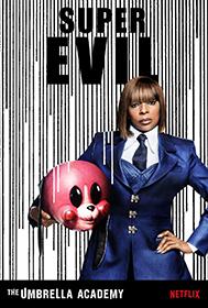 Постер Super Evil