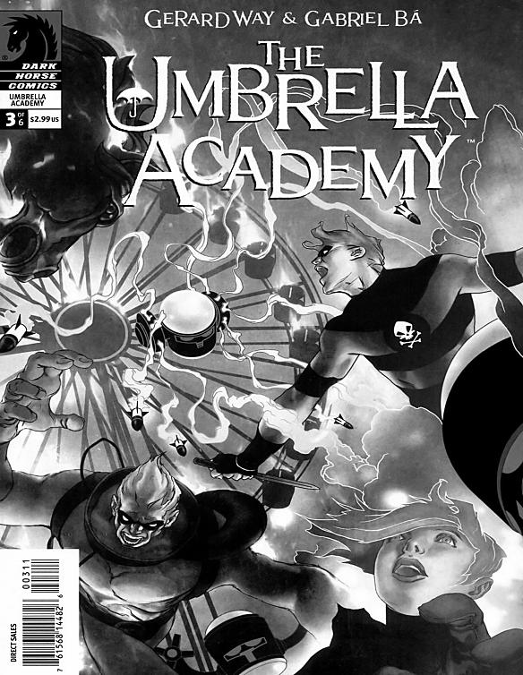 Комикс Сюита Апокалипсиса — Глава 3